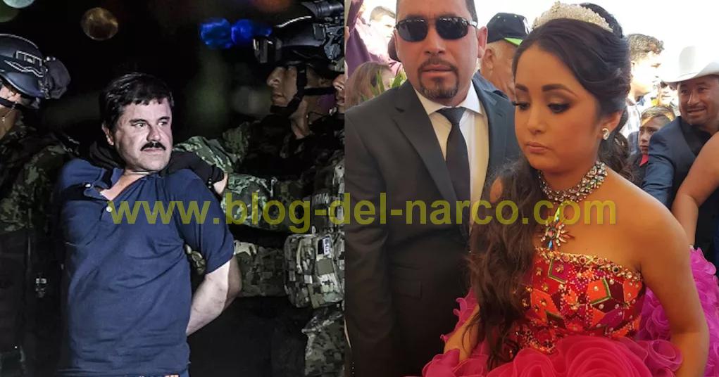 El Chapo Guzmán mandó 1mdp y Jeep del Año? a Rubi la quinceañera más famosa de México
