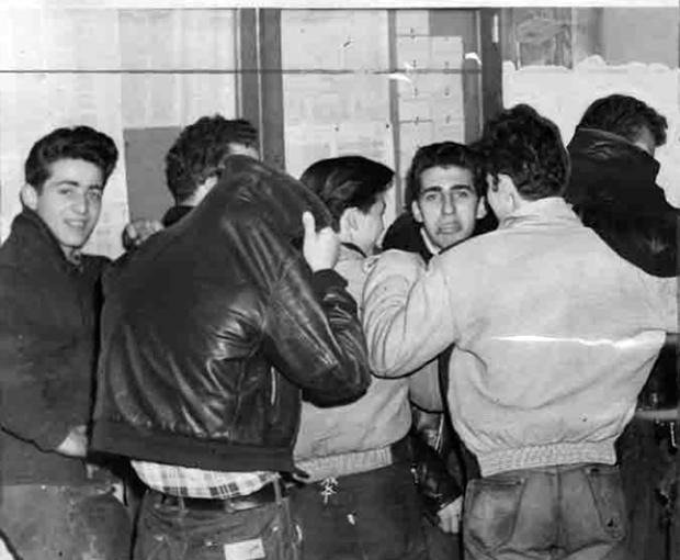 Prescottazhistory 1956 Teen Delinquents Beat Blind Man -7517