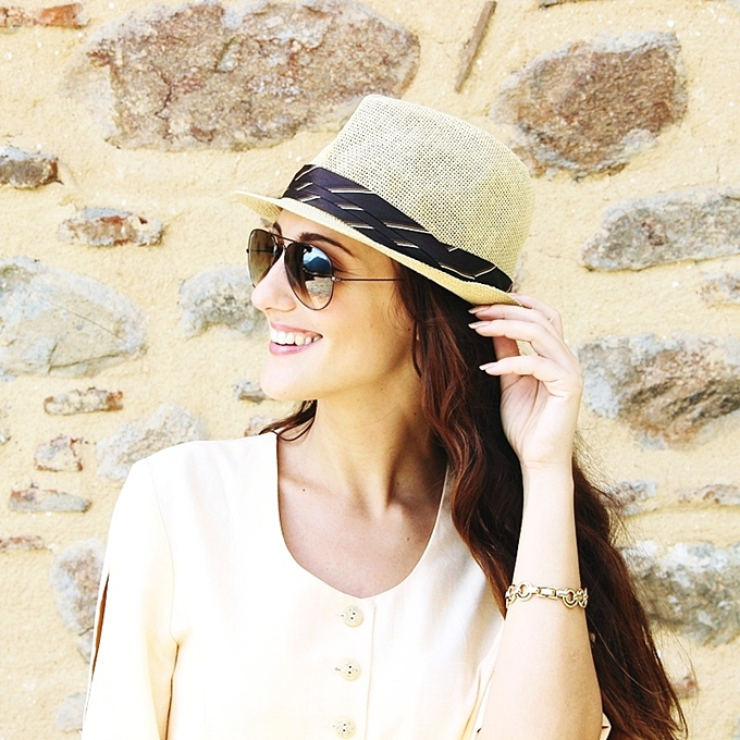 Best summer outfits with fedora hats
