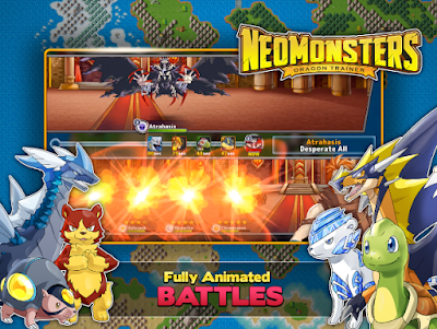 Free Download Neo Monsters v1.3.2 Apk