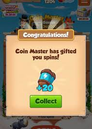 Coin master free spin and coin link
