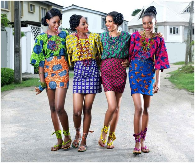 Latest Ankara and Lace Fashion