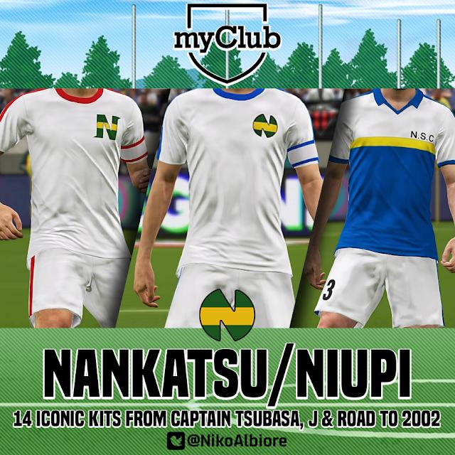 myClub -  Nankatsu / Niupi