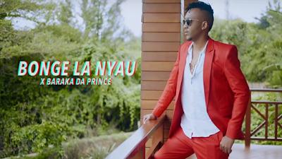 Bonge La Nyau Ft Baraka Da Prince - Homa Ya Mapenzi Video