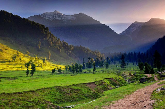 Aru Valley - the most beautiful tourist spot in Kashmir