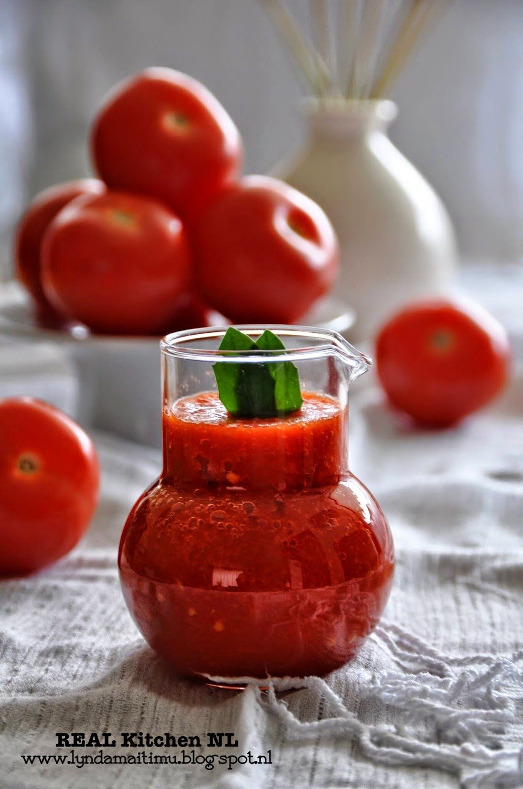 Cara Membuat Saus Tomat : membuat, tomat, REALKitchen24:, Homemade, Tomato, Sauce