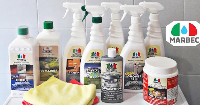 Nettare di miele marbec prodotti per la pulizia della casa made in italy - Prodotti per pulire casa ...