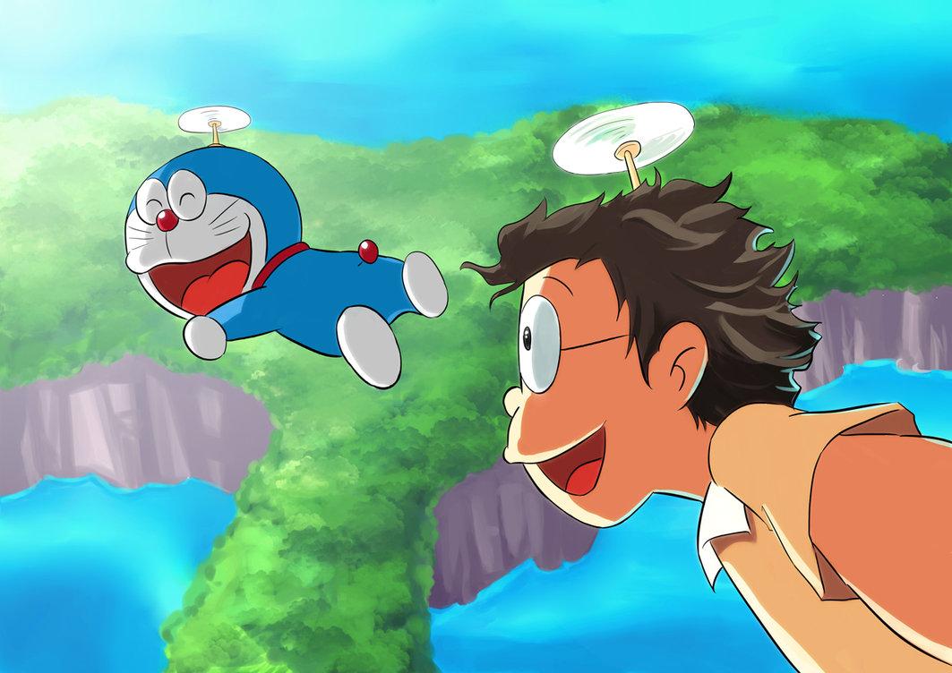 Kumpulan Gambar Kartun Dp Bbm Doraemon Terbaru T Mobile Daily