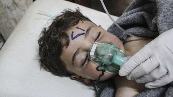 Ataque químico fue obra de Turquía y terroristas, dice Irán