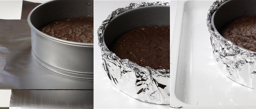 Gluten Free Hazelnut Cheesecake - Glutenfreier Haselnuss-Cheesecake Anleitung