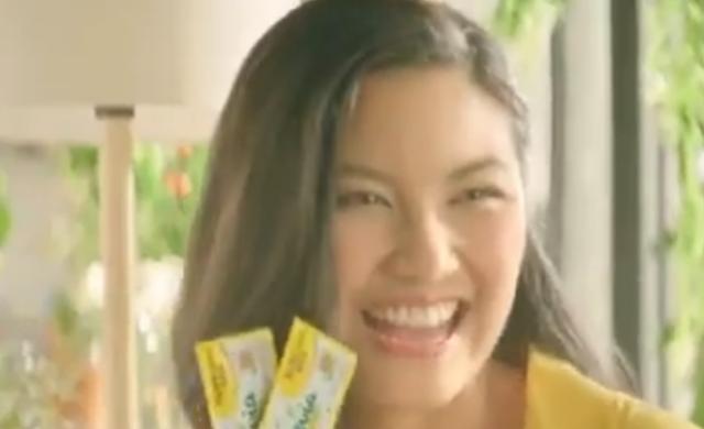Nama Cewek Pemeran Iklan Tropicana Slim Stevia Terbaru