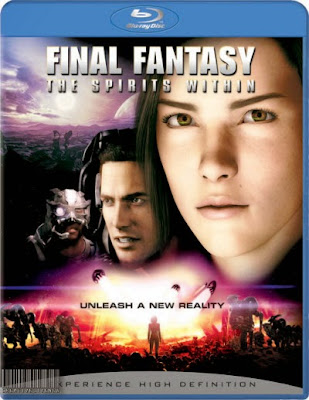 Final Fantasy The Spirits Within 2001 720p BRRip Hindi Dubbed Dual Audio 850mb