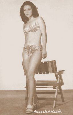 bikini Angelica maria en