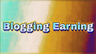 How Much Earn For Blogging - PickPock