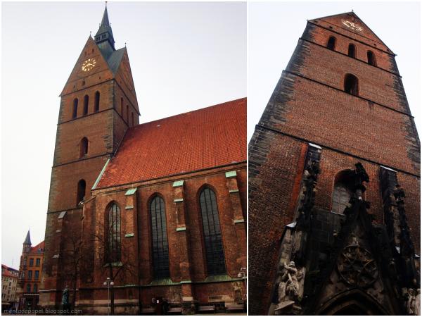 Iglesia Marktkirche en Hannover