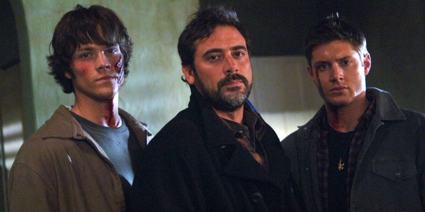 La familia Winchester de Supernatural