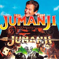 Robin Williams en 'Jumanji' (1995)