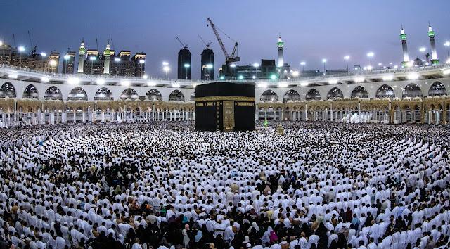 Hasil gambar untuk jamaah haji