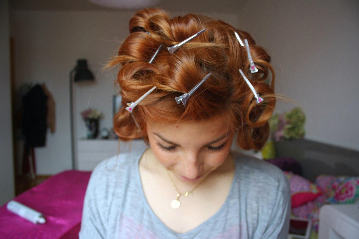 HOW TO  S DOMČOU - WAVY HAIR 15
