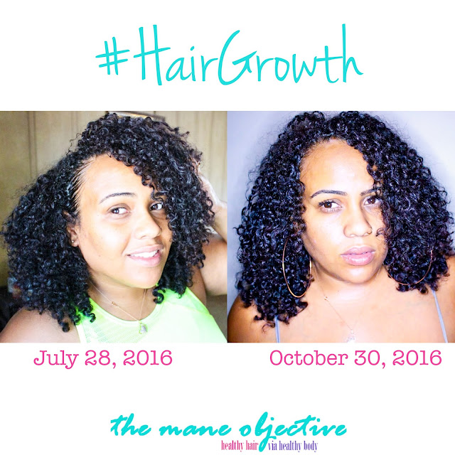 It's Time to #GrowandSlay: I'm Joining the CURLS Blissful Lengths Liquid Hair Vitamin Challenge!