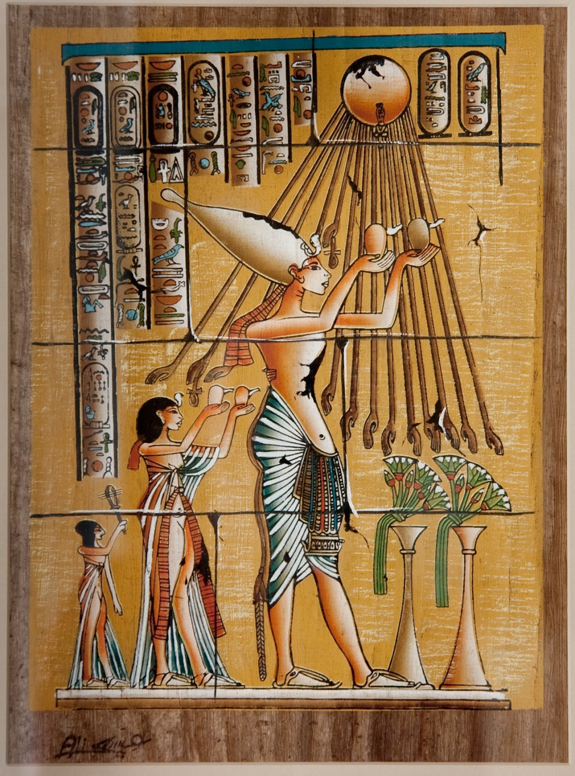 """an analysis of the pharaoh who was called akhenaten Akhenaten essay the art of akhenaten a formal analysis of house shrine and akhenaten making the new kingdom"""" of the infamous pharaoh akhenaten."""