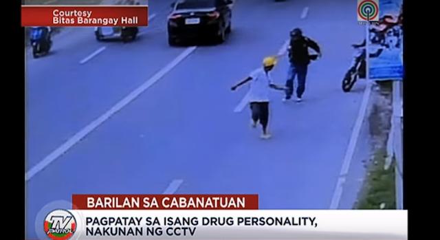 Viral - Pagpatay Sa Isang Drug Pusher, Huli Sa CCTV