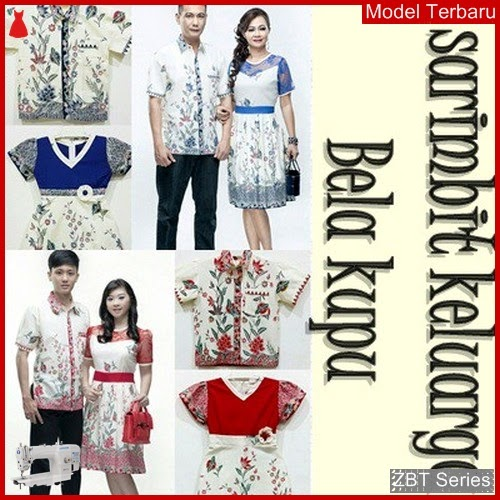 ZBT11409 Kebaya Dress Batik Keluarga Sarimbit Dress BMGShop
