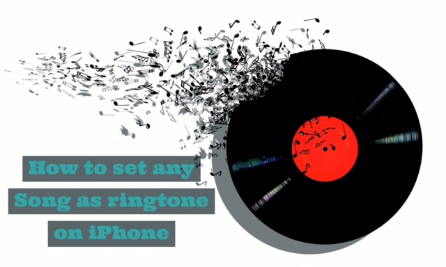 It is possible to create and set any song as a custom ringtone on your iOS devices like iPhone 7 -7 Plus, iPhone 6S-Plus, iPhone SE-5S-5C-5-4S-4 running iOS 10, 9 or below