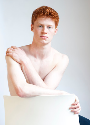 Red Headed Men Pale Freckled Ginger god
