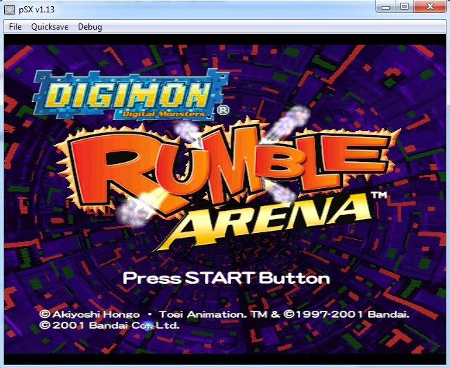 Digimon Rumble Arena (USA) ps 1/psx iso game download for pc