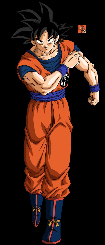 Render Son Goku