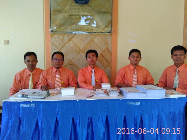 Team Badan Eksekutif Lazismu Jember
