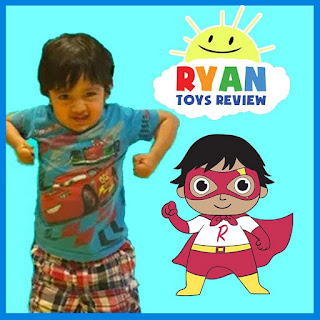 Subscribe to Ryan Toys Review