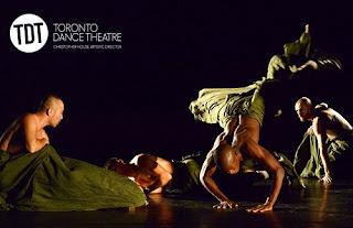 Toronto Dance Theatre: HOUSE mix en Bogotá
