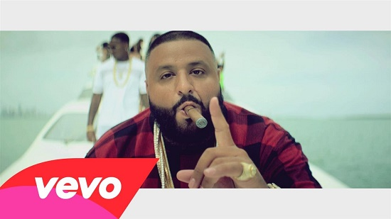 DJ Khaled - You Mine (Feat. Trey Songz, Future & Jeremih) [Vídeo]