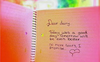 Diary Bahasa Inggris