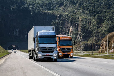 Mercado de caminhões encerra 2018 em alta de 47%