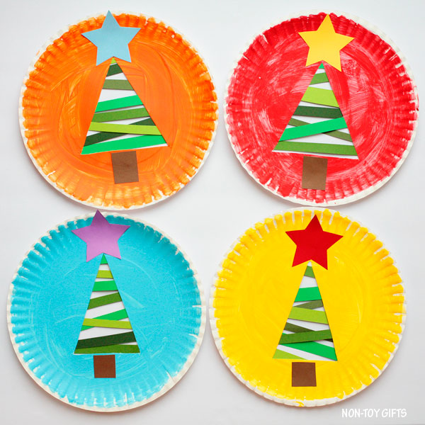 Simple Christmas Crafts.30 Easy Christmas Crafts For Kids The Joy Of Sharing