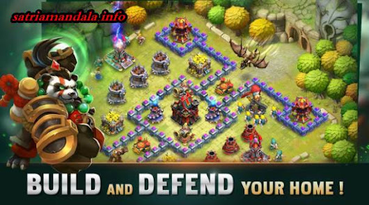 Download Game Android Clash of Lords 2: New Age Gratis