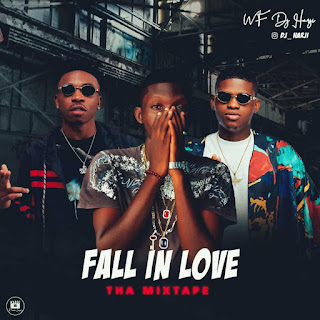 [Mixtape] WF DJ HARJI X T CLASSIC – FALL IN LOVE MIXTAPE