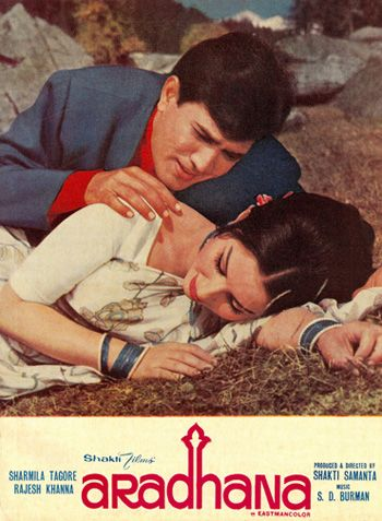 Aradhana 1969 Hindi Movie Download