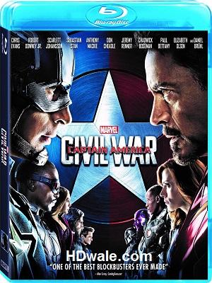 Captain America Civil War Full Movie Download (2016) BluRay