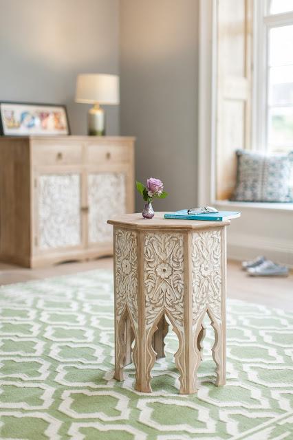 new furniture - Vandara Temple Table