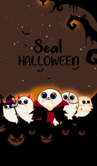 Seal Halloween