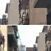 Εικόνες σοκ σήμερα το πρωί στον Πειραιά - Κρεμασμένος από το μπαλκόνι 25χρονος