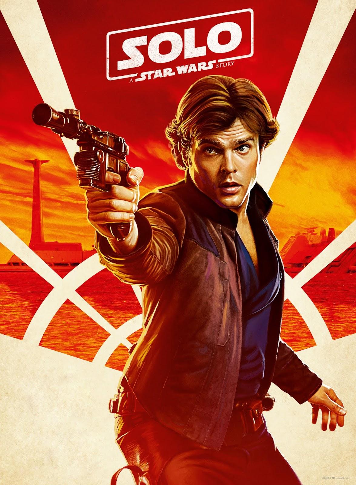 Solo: A Star Wars Story [2018] [DVD9] [PAL] [Castellano]