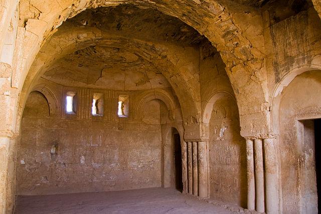 Islamic Art And Architecture Umayyad Secular Architecture