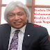 Datuk Muhammad Ibrahim Gabenor Bank Negara Baru 2016