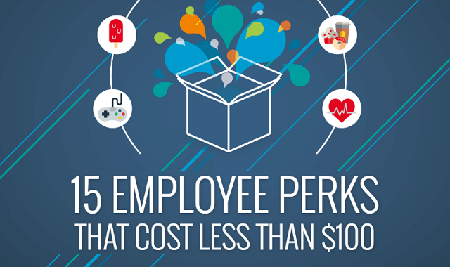 15 Employee Perks That Cost Less than $100