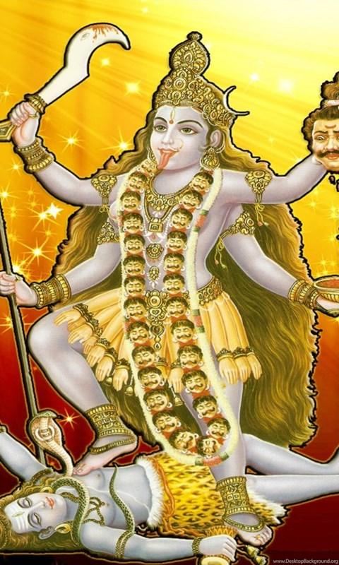 Indian Hindu Godesses Maa Kaali Ji Hd Wallpapers 9x Hd Wallpapers